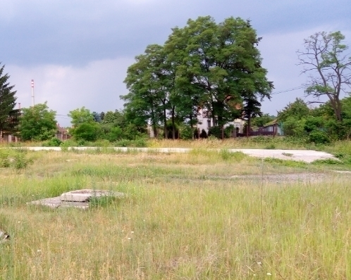 Komerční pozemek, Štětí