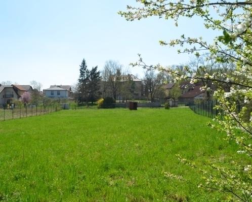 Stavební pozemek Vysoký Újezd u Berouna, 1646 m2