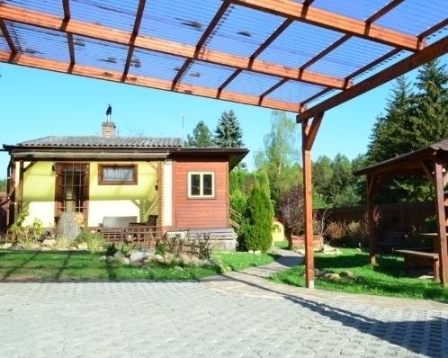Rekreační chata 44 m2
